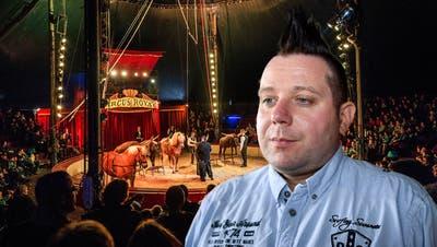 Direktor des Circus Royal angeklagt – Berner Veterinäramt schreitet ein, Tiere sollen umplatziert werden