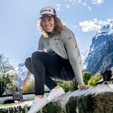 «Einen Trainingsrückstand? Auf wen denn?»: Wie sich Skifahrerin Michelle Gisin zuhause in Engelberg beschäftigt