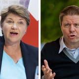 Bundesrätin Amherd und die Armee sollen es richten: Nationalrat Martin Bäumle fordert Massenimpfungen