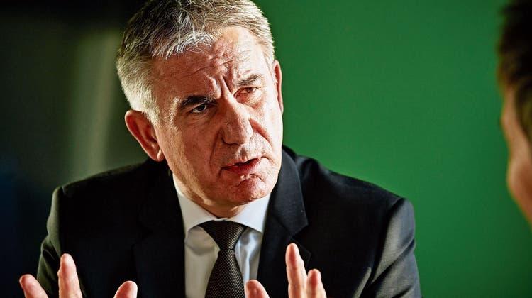 Regierungsrat Alex Hürzeler über das Aargauer Kulturjahr 2020: «Es braucht keine Revolution»