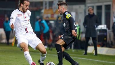 Jetzt live: Kann der FC Aarau den Rückrunden-Fehlstart auswärts bei Leader GC korrigieren?