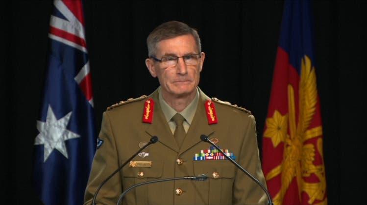 Unschuldige getötet: Australische Elitesoldaten liessen Neuankömmlinge ein brutales Ritual vollziehen