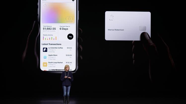«Apples Kreditkarte ist eine verdammt sexistische Angelegenheit» – der Tech-Gigant am Pranger