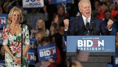 Happige Vorwürfe: Hat Joe Biden eine Frau sexuell belästigt?