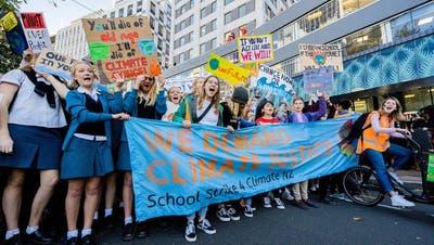«Öko-Angst»: Neuseeland macht Klimawandel zum Schulfach – folgt auch die Schweiz?