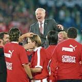 Abschied von «Köbi national»: Ein Trainer aus dem Volk und fürs Volk