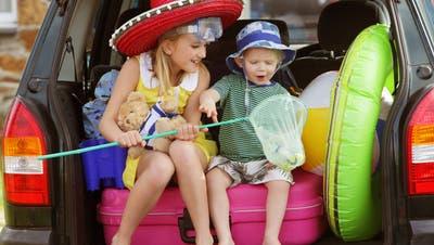 Die ganze Wahrheit über Autofahrten mit der Familie in die Ferien
