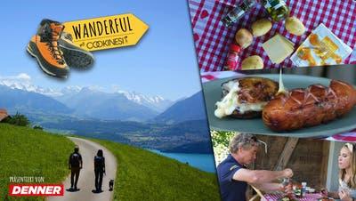 Sicher und sorgenfrei wandern: Unterwegs mit den Schweizer Wanderwegen