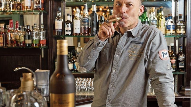 Zigarren-Lounge in der Plattenbau-Siedlung Webermühle: «In Baden wurde ich bei der Eröffnung belächelt»