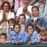 Die Familie hat ihren Vater und Ehemann wieder: Wie Roger Federer sich vom Wimbledon-Drama erholt