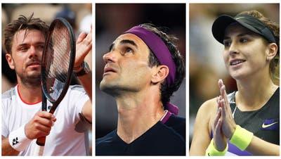 Roger Federer bestreitet die letzte Saison, Belinda Bencic feiert ihren grössten Sieg – zehn Prognosen zur neuen Tennis-Saison