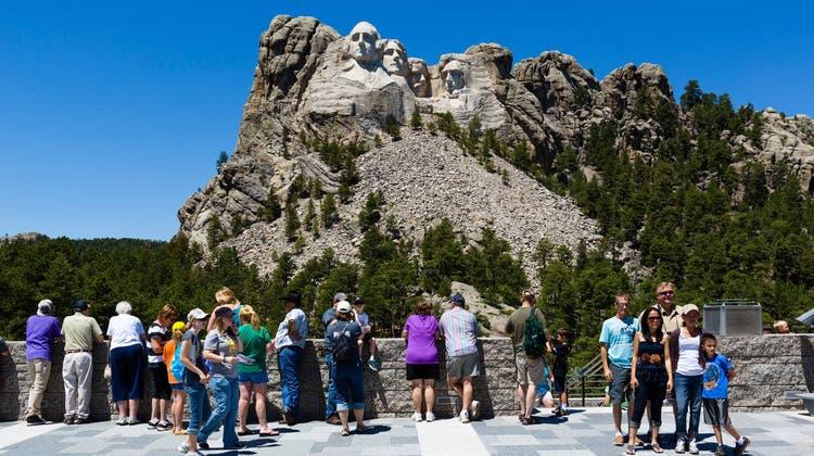 Mount Rushmore: Das Rütli der Amerikaner