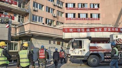 Corona-Virus: In China geht die Angst vor der zweiten Ansteckungswelle um
