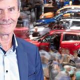 Das Corona-Virus gefährdet die Zukunft des Genfer Autosalons:Ein Experte sieht traditionelle Motorshow in Gefahr
