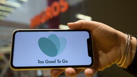 Gratis-App gegen Food Waste bald auf gesamtes Filialnetz der Migros anwendbar