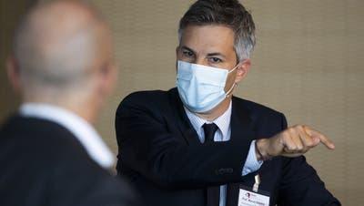 Epidemiologe Marcel Salathé sagt trotz über 1000 Corona-Neuinfektionen: «Ich sehe noch keine zweite Welle»