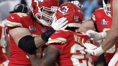 Kansas City gewinnt nach 50 Jahren wieder den Super Bowl
