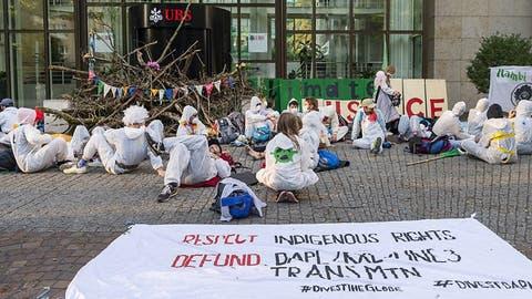 Trotz Verhaftungen machen Klima-Aktivisten weiter: «Wir würden es jederzeit wieder tun»