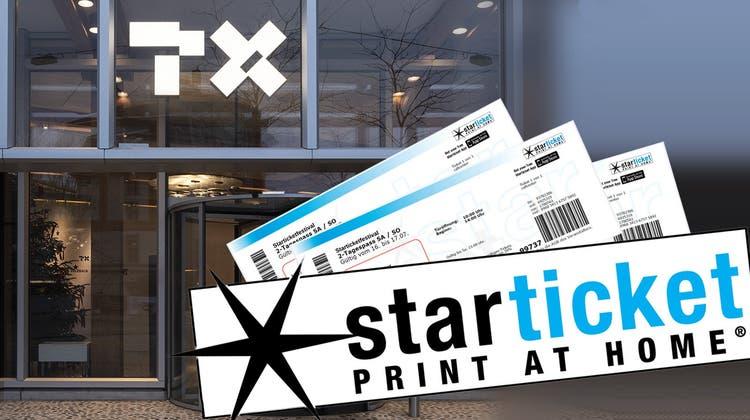 Nach gescheiterter Fusion mit Ticketcorner: TX Group verkauft Starticket nach England