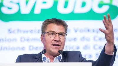 SVP-Chefstratege Toni Brunner: «Was mich wirklich nervt, ist das Denunziantentum der Schweizer»