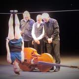 Zirkus-Compagnie Roikkuva begeistert mit schnörkellos verträumten Programm