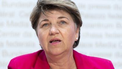 Die Sportministerin vermittelt eine Lösung fürs Lauberhorn: Viola Amherd auf Ogis Spuren