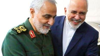 Heikler Besuch in Davos: Irans «Rächer» kommt ans WEF – und was macht Trump?