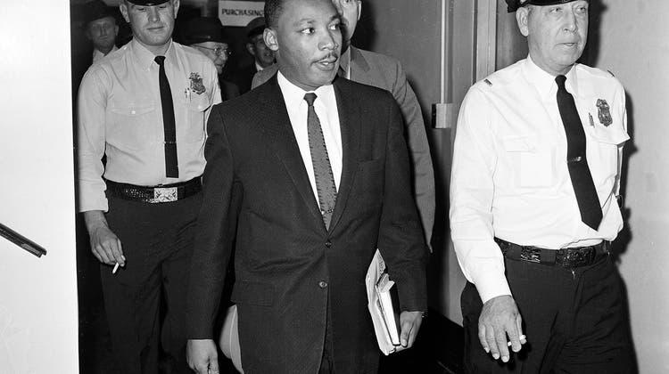 Eine Blutspur durch die amerikanische Geschichte: Schwarze mussten sich ihren Platz stets auf der Strasse erkämpfen