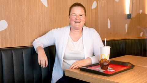 So will die neue Chefin mehr Vegetarier in den McDonalds locken