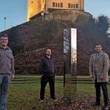 «Ich bin etwas stolz auf die Aktion»: Das Rätsel um den Monolithen vom Schloss Liebegg ist gelöst