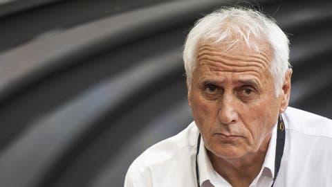 Kosovo-Trainer Challandes: «Wir wussten nicht mehr, wer wir sind»