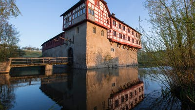 «Schloss Hagenwil» bei Amriswil (TG)
