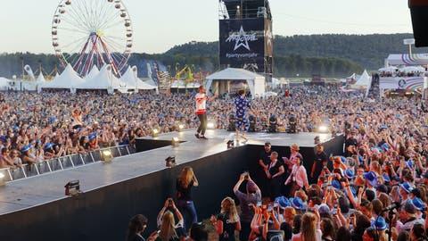 Die schönsten Mundart-Popsongs– eine Schweizer Musik-Reise zum 1. August