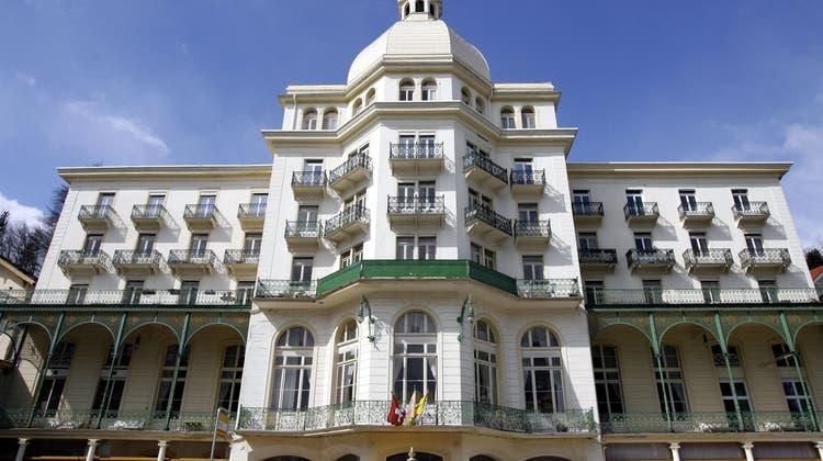 Damit sie nicht Ausländern in die Hände fallen: Organisation will historische Hotels retten