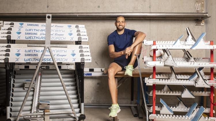 Hürdenläufer Kariem Hussein nach Trainerwechsel: «Ich wollte einfach zurück in die Schweiz»