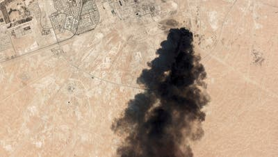 Preise für Heizöl und Benzin steigen in der Schweiz nach Drohnen-Angriff in Saudi-Arabien