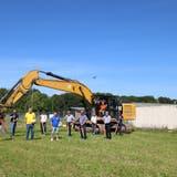 Spaten und Spenden für ein Fussballlokal: FC Dulliken plant moderne Anlage