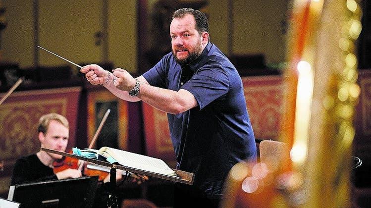 Andris Nelsons dirigiert sein erstes Neujahrskonzert in Wien