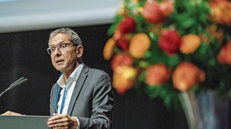 Gute Bilanz für Hightech Zentrum Aargau – «Schlüsselfigur» Urs Hofmann verabschiedet
