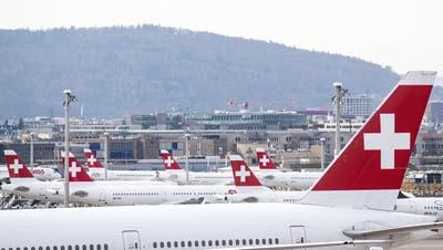 Enge Parkplatz-Verhältnisse für gegroundete Maschinen: Swiss verlegt Flugzeuge nach Dübendorf