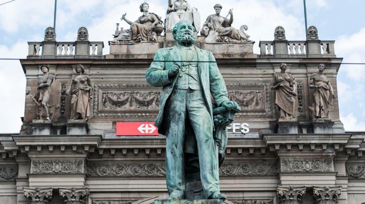 Wie der Finanzplatz und die Industrie in Zürich auf Sklaverei aufbauten