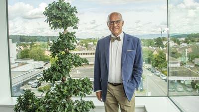 Unternehmer Klaus Endress kritisiert Kurzarbeit-Firmen: «Ein Jahr sollte man durchhalten können»