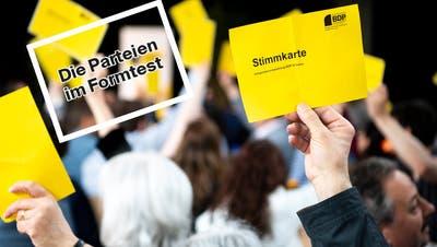 Die Parteien im Formtest: Düstere Aussichten für die BDP
