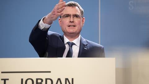 «Kredite sind da, um die Liquidität zu erhalten»: SNB-Chef Jordan zur Verwendung der Corona-Zins-Einnahmen