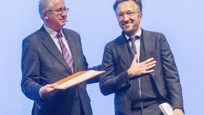 Büchnerpreisrede von Lukas Bärfuss: «Mein armes Brüderchen war mir Material»