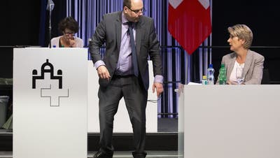 Niederlage für SVP und CVP: Der Nationalrat will keine Präventivhaft für Gefährder