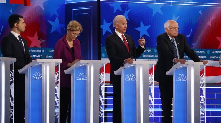 Demokraten bringen sich in Stellung – das sind die Gewinner und Verlierer der Debatte