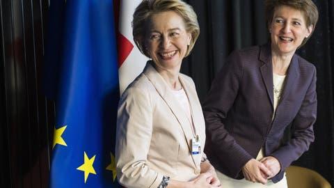 Schwierige Zeiten für die EU und die Schweiz: Was liegt beim Rahmenabkommen noch drin?