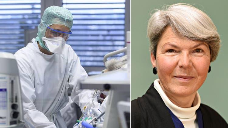 Altersdiskriminierung auf der Intensivstation? Rechtsprofessorin sieht alte Patienten im Nachteil