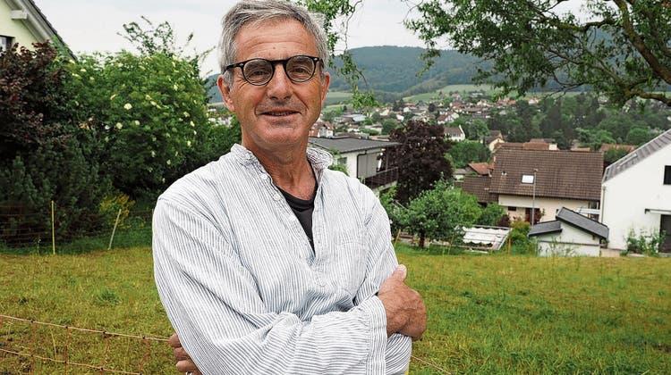 Der Bözberg hat viele Geheimnisse - Kaspar Lüscher ist ihnen auf der Spur